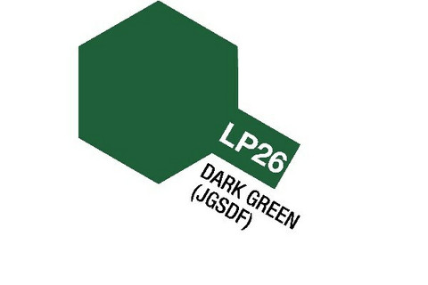 LP-26 Dark Green (JGSDF) 10ml