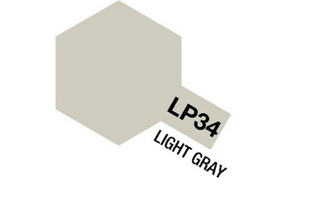 LP-34 Light Gray 10ml