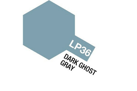LP-36 Dark Ghost Gray 10ml
