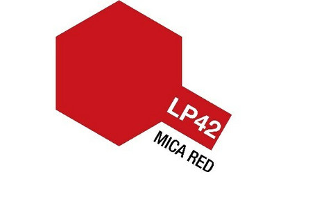 LP-42 Mica Red 10ml