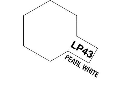 LP-43 Pearl White 10ml