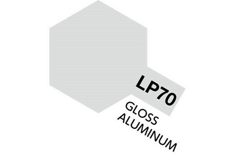 LP-70  Gloss Aluminum 10ml