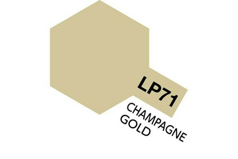 LP-71 Champagne Gold 10ml