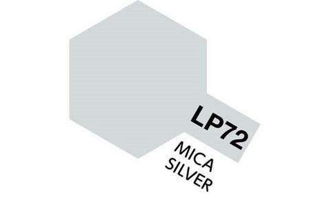 LP-72 Mica Silver 10ml