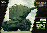 World War Toons, Soviet Heavy Tank KV-2