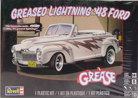 Ford '48 Greased Lightning, 1:25