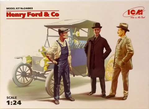 Henry Ford & Co, 1:24