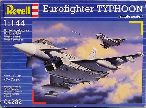 Eurofighter Typhoon, 1:144