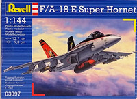 F/A-18 E Super Hornet, 1:144