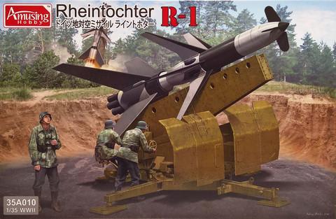 Rheintochter R-1, 1:35 (pidemmällä toimitusajalla)