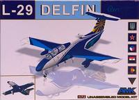 L-29 Delfin, 1:72