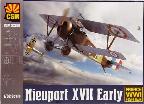 Nieuport XVII Early, 1:32 (pidemmällä toimitusajalla)