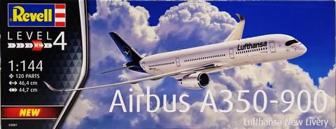 Airbus A350-900 Lufthansa, 1:144 (pidemmällä toimitusajalla)