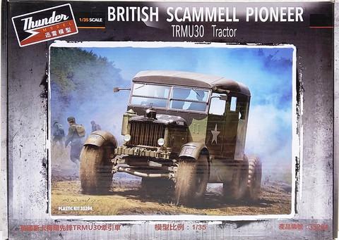 British Scammel Pioneer TRMU30 Tractor, 1:35