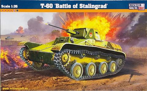 T-60 Battle of Stalingrad, 1:35 (pidemmällä toimitusajalla)