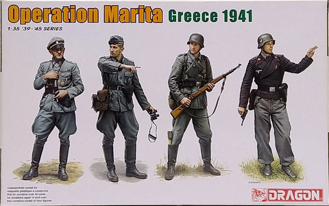 Operation Marita (Greece 1941), 1:35