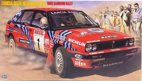 Lancia Delta HF Integrale 16v 1989 Sanremo Rally, 1:24