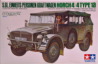 Horch 4x4 Type 1a, 1:35