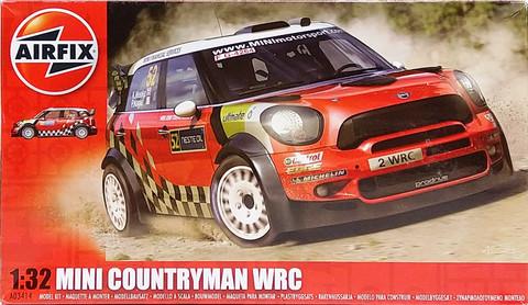Mini Countryman WRC, 1:32