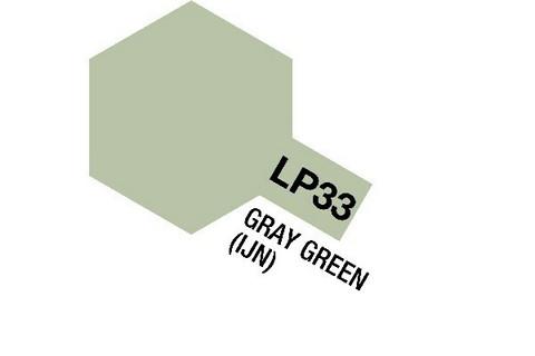 LP-33 Gray Green (IJN) 10ml