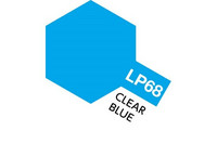LP-68 Clear Blue 10ml