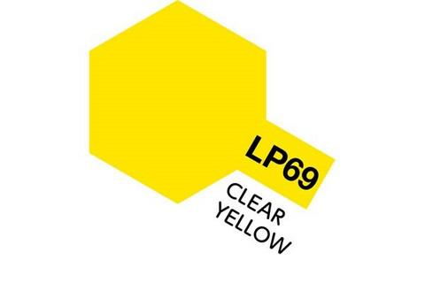 LP-69 Clear Yellow 10ml