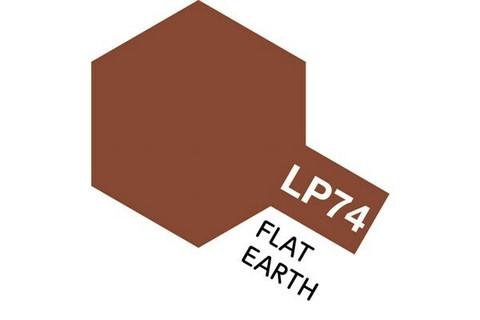 LP-74 Flat Earth 10ml