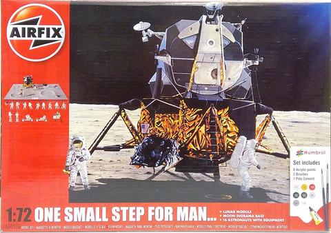 One Small Step For Man..., 1:72 (pidemmällä toimitusajalla)