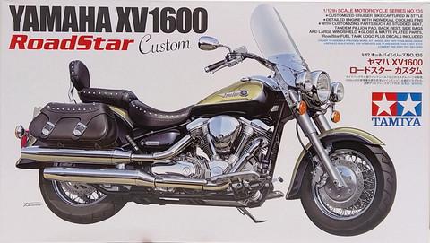 Yamaha XV1600 Road Star Custom, 1:12