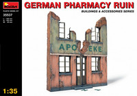 German Pharmacy Ruin, 1:35