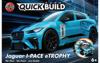 Quick Build, Jaguar I-Pace e Trophy