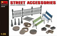 Street Accessories, 1:35