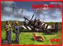 Supermarine Spitfire Mk.IX with RAF Pilots & Ground Personnel, 1:48 (pidemmällä toimitusajalla)