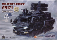 Military Truck CN171 The Wandering Earth, 1:200