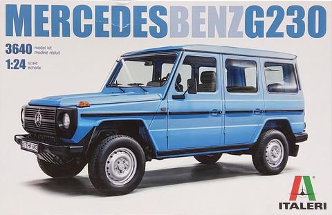 Mercedes-Benz G230, 1:24 (pidemmällä toimitusajalla)