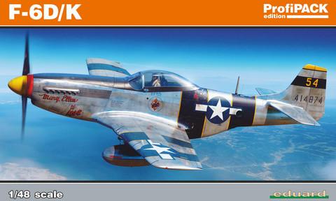 F-6D/K ProfiPACK, 1:48