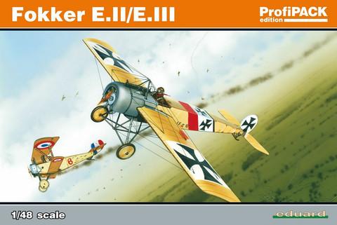 Fokker E.III ProfiPACK, 1:48 (pidemmällä toimitusajalla)