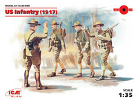 US Infantry (1917), 1:35