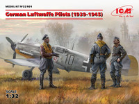 German Luftwaffe Pilots (1939-1945), 1:32