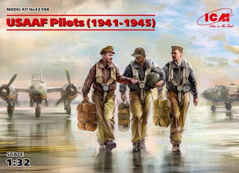USAAF Pilots (1941-1945), 1:32