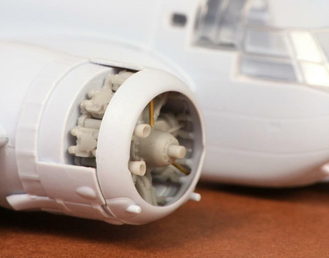 Bristol Blenheim Engine Set (For Airfix kit), 1:72