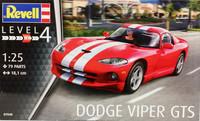 Dodge Viper GTS, 1:25 (pidemmällä toimitusajalla)