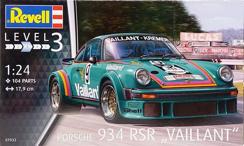 Porsche 934 RSR Vaillant, 1:24