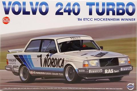 Volvo 240 Turbo ETCC Hockenheim '86, 1:24 (pidemmällä toimitusajalla)