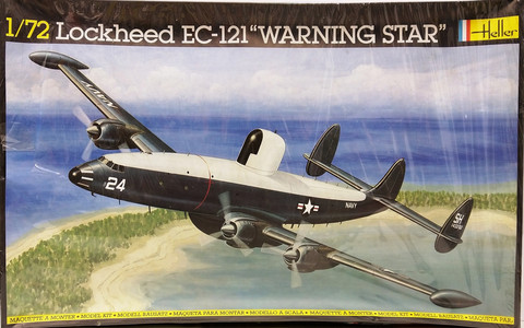 Lockheed EC-121 Warning Star, 1:72