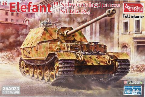 Schwerer Jagdpanzer sd.Kfz.184