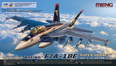 ENNAKKOTILAUS, Boeing F/A-18E Super Hornet, 1:48
