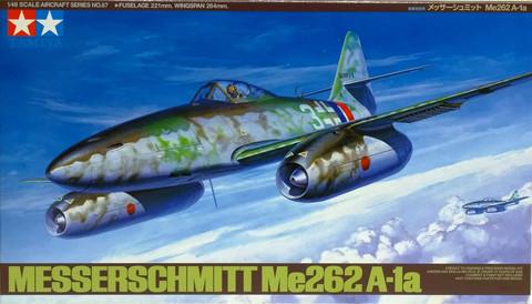 Messerschmitt Me262 A-1a, 1:48 (pidemmällä toimitusajalla)