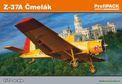 Z-37A Cmelák ProfiPACK, 1:72 (pidemmällä toimitusajalla)