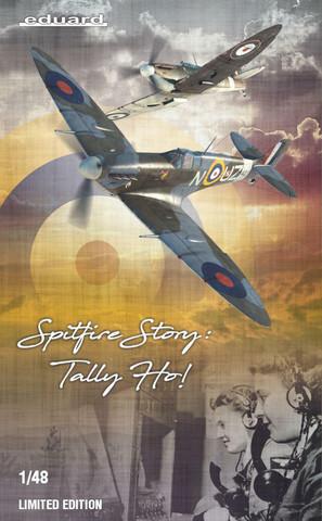 Spitfire Story: Tally Ho!, 1:48 (pidemmällä toimitusajalla)
